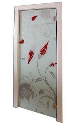 קטלוג דלתות זכוכית