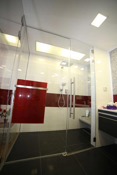 זכוכית למקלחת